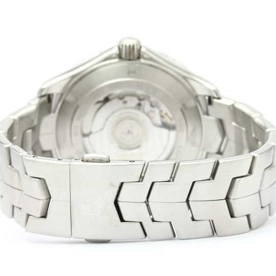 Tag Heuer Tag Heuer Link Automatic Stainless Steel Men's Sports Watch WAT201B Image 4