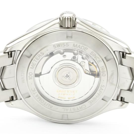 Tag Heuer Tag Heuer Link Automatic Stainless Steel Men's Sports Watch WAT201B Image 5