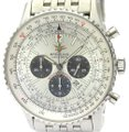Breitling Breitling Navitimer Automatic Stainless Steel Men's Sports Watch A41322 Image 0