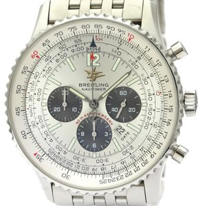 Breitling Breitling Navitimer Automatic Stainless Steel Men's Sports Watch A41322