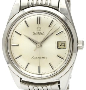 Omega Omega Seamaster Automatic Stainless Steel Men's Dress Watch 166.010