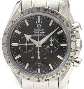 Omega Omega Speedmaster Automatic Stainless Steel Men's Sports Watch 3551.50