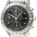 Omega Omega Speedmaster Automatic Stainless Steel Men's Sports Watch 3523.50 Image 0