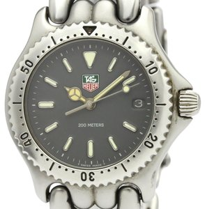 Tag Heuer Tag Heuer Sel Quartz Stainless Steel Men's Sports Watch S99.213