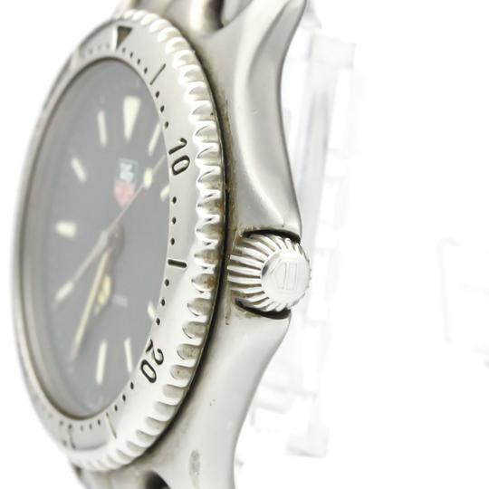 Tag Heuer Tag Heuer Sel Quartz Stainless Steel Men's Sports Watch S99.213 Image 3