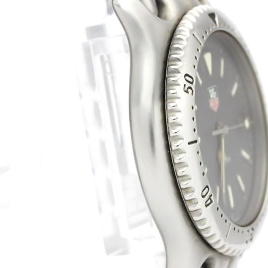 Tag Heuer Tag Heuer Sel Quartz Stainless Steel Men's Sports Watch S99.213 Image 7