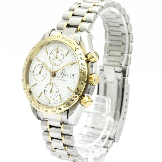 Omega Omega Speedmaster Automatic Stainless Steel,Yellow Gold (18K) Men's Sports Watch 3311.20 Image 1