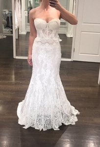 Lihi Hod Sienna Feminine Wedding Dress Size 6 (S)