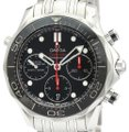 Omega Omega Seamaster Automatic Stainless Steel Men's Sports Watch 212.30.42.50.01.001 Image 0