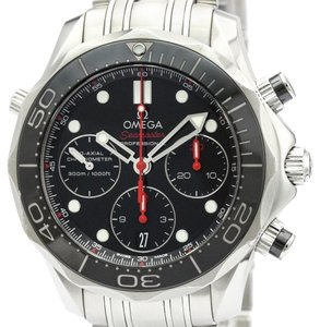 Omega Omega Seamaster Automatic Stainless Steel Men's Sports Watch 212.30.42.50.01.001
