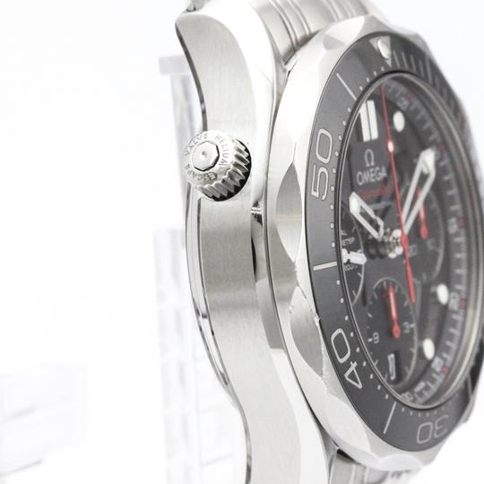 Omega Omega Seamaster Automatic Stainless Steel Men's Sports Watch 212.30.42.50.01.001 Image 8