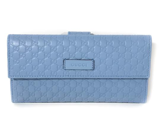 Preload https://img-static.tradesy.com/item/25829733/gucci-blue-new-449393-leather-microguccissima-continental-wallet-0-1-540-540.jpg