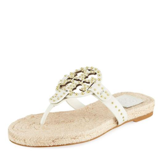 Tory Burch Ivory Sandals Image 1