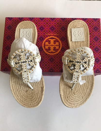 Tory Burch Ivory Sandals Image 2