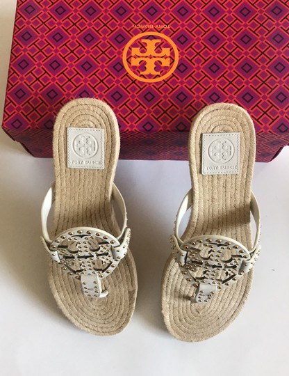 Tory Burch Ivory Sandals Image 4