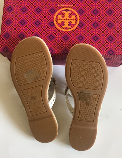 Tory Burch Ivory Sandals Image 5