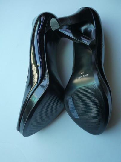 Nine West black Pumps Image 4