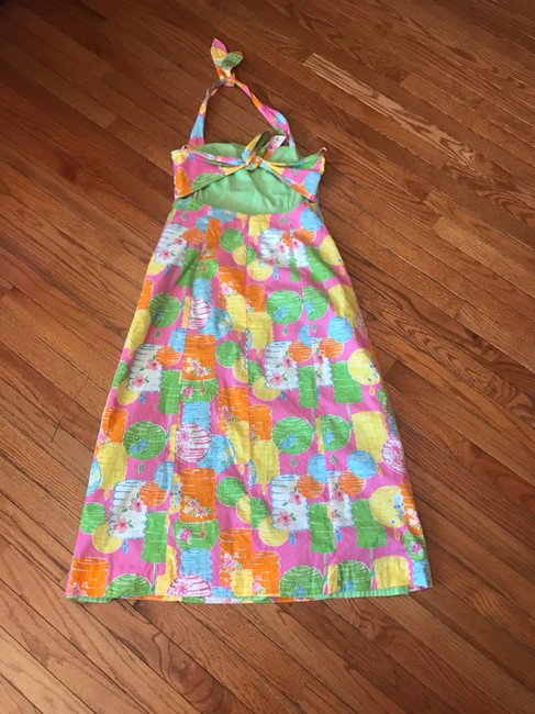 Maxi Dress by Lilly Pulitzer Sophia Party Lights Maxi 10 Image 1