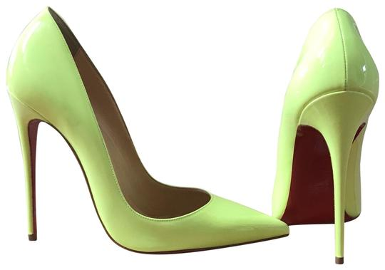 Red Bottoms So Kate 120 Patent Pumps