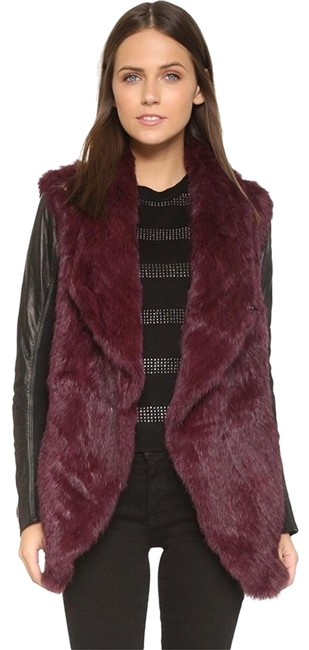 Preload https://img-static.tradesy.com/item/25830263/june-maroon-rabbit-leather-jacket-coat-size-4-s-0-1-650-650.jpg