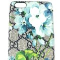 Gucci NEW GUCCI 428995 GG Supreme Blooms iPhone 6 Plus Phone Cover Image 11
