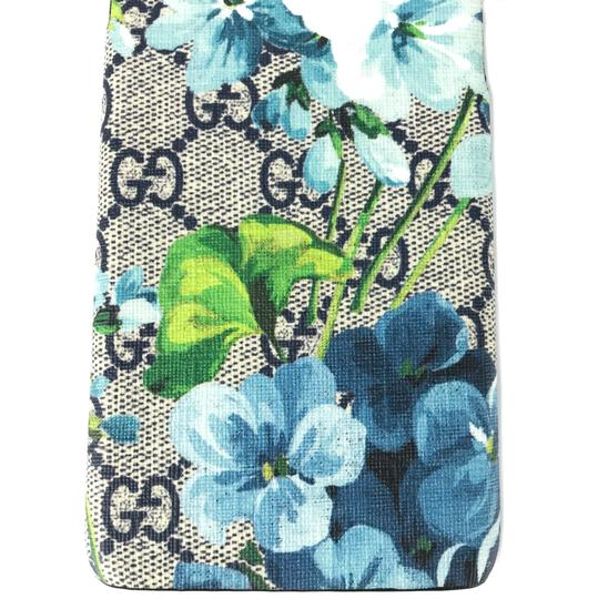 Gucci NEW GUCCI 428995 GG Supreme Blooms iPhone 6 Plus Phone Cover Image 2