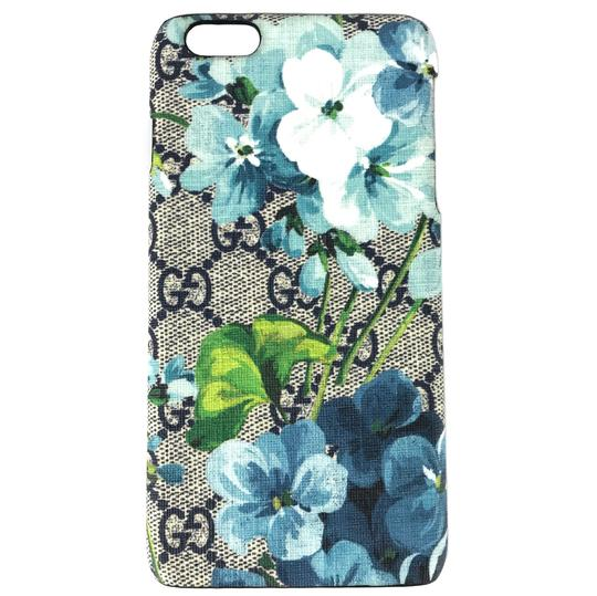 Gucci NEW GUCCI 428995 GG Supreme Blooms iPhone 6 Plus Phone Cover Image 9