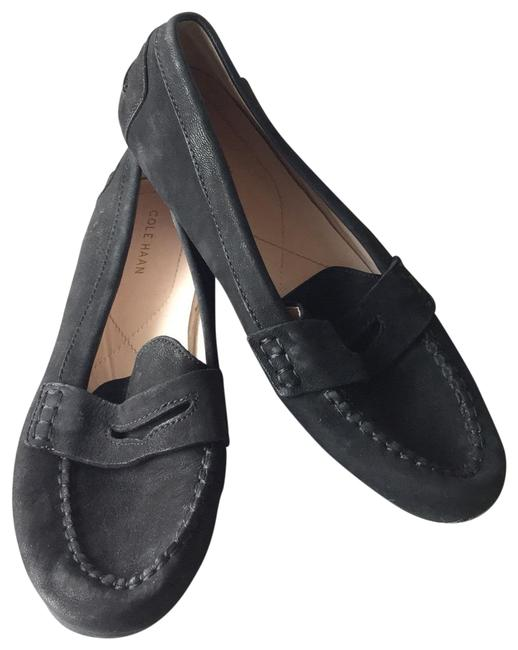 Cole Haan Black Women's Driver Loafers