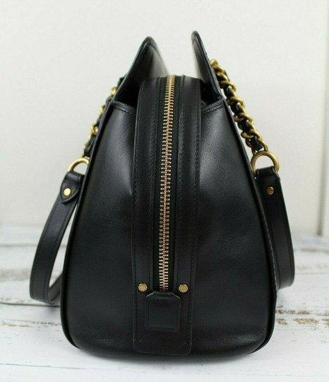 Coach Tote in BLACK Image 7