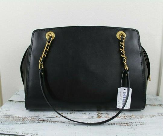 Coach Tote in BLACK Image 8