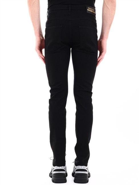 Gucci Mens Denim Mens Denim Skinny Jeans Image 2