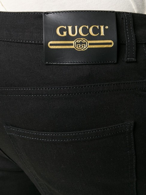 Gucci Mens Denim Mens Denim Skinny Jeans Image 3