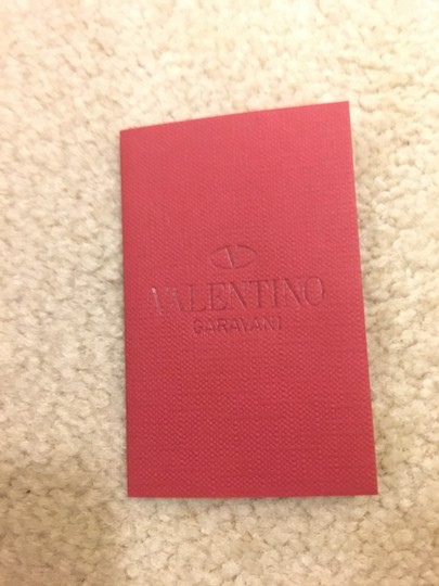 Valentino Red Wedges Image 8