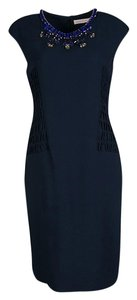 Matthew Williamson Detail Embellished Sleeveless Dress