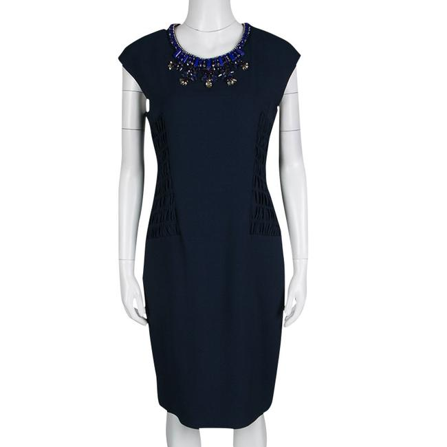 Matthew Williamson Detail Embellished Sleeveless Dress Image 1