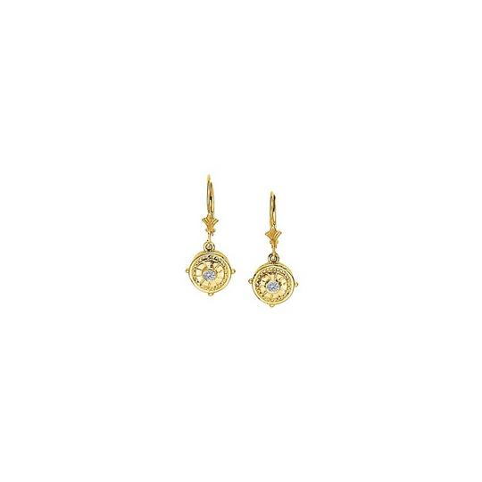 Preload https://img-static.tradesy.com/item/25831456/yellow-april-birthstone-diamond-round-earrings-in-14k-gold-066-ct-tdw-ring-0-0-540-540.jpg