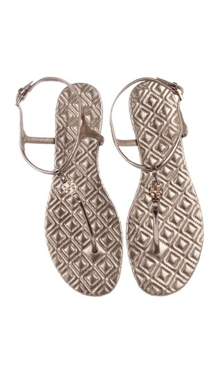 Tory Burch rose gold Sandals Image 2