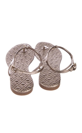 Tory Burch rose gold Sandals Image 3