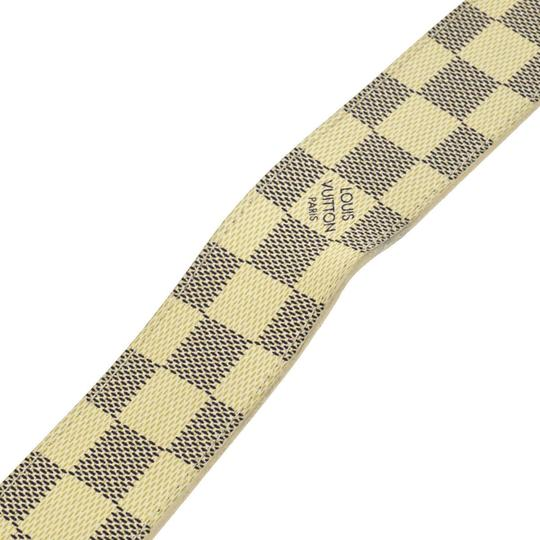 Louis Vuitton LOUIS VUITTON LV Ceinture Initial Belt Damier Azur Image 9