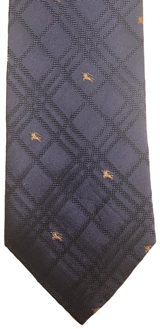 Item - Blue and Gold. Logo Tie. Scarf/Wrap