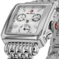 Michele Deco Stainless Steel Mother Of Pearl Diamond Dial Mww06p000014 Image 6