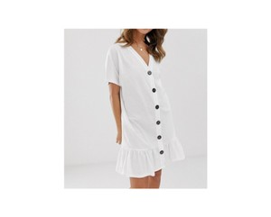 ASOS short dress White on Tradesy