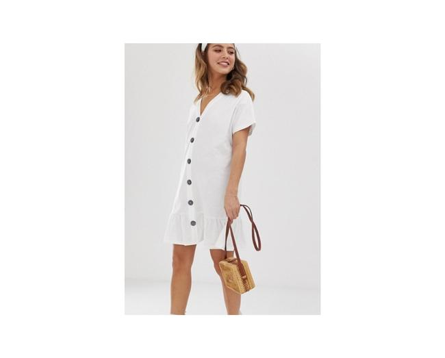ASOS short dress White on Tradesy Image 1