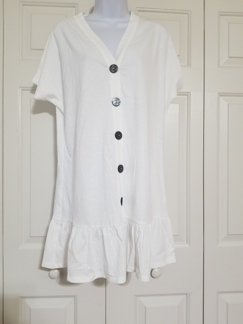 ASOS short dress White on Tradesy Image 2