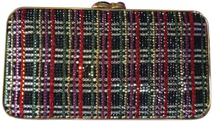 Judith Leiber Multi color Clutch