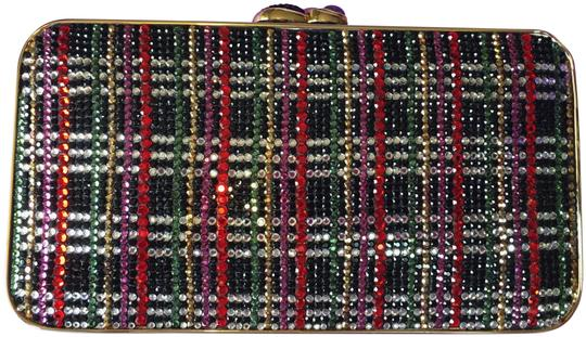 Judith Leiber Multi color Clutch Image 0