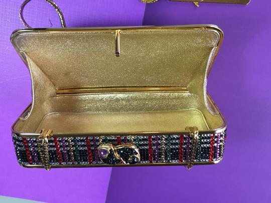 Judith Leiber Multi color Clutch Image 3