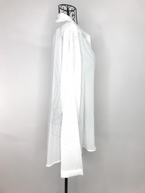 NEW DIRECTION Button Down Shirt White Image 2