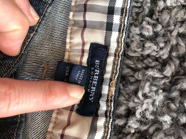 Burberry Boot Cut Jeans-Dark Rinse Image 5