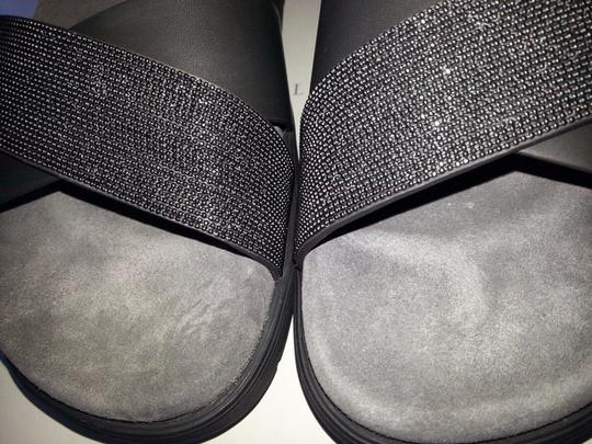 Brunello Cucinelli Black Sandals Image 4